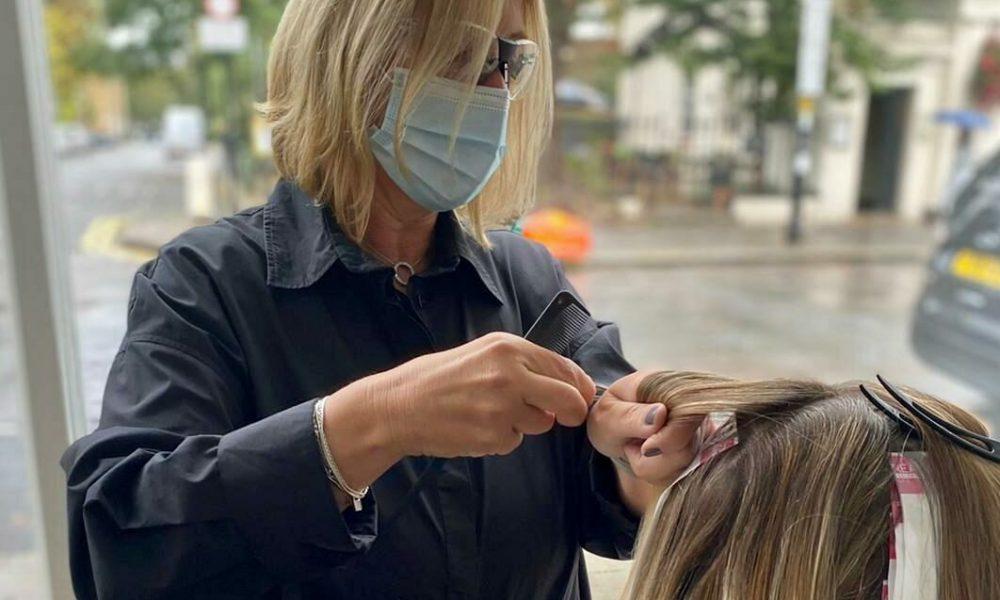 Hair stylist - Karen
